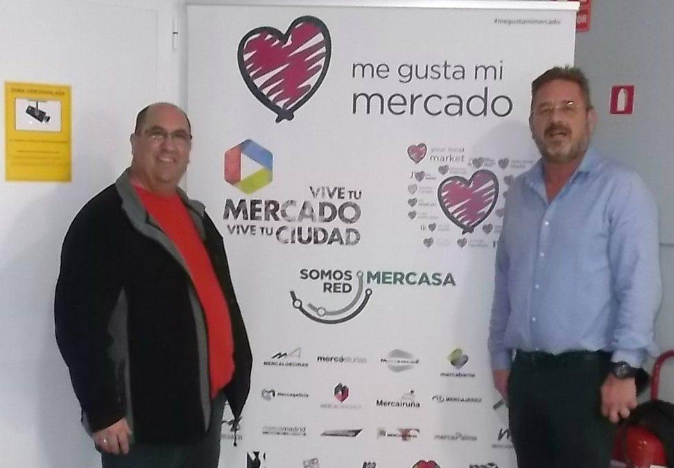 """Mercamálaga y sus mayoristas apoyan """"me gusta mi mercado"""""""