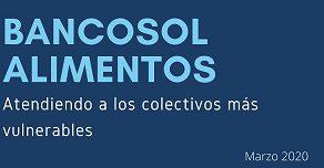 RECOGIDA BANCOSOL COVID-19