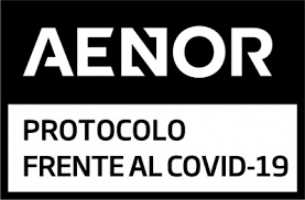 CERTIFICACION AENOR PROTOCOLOS COVID19