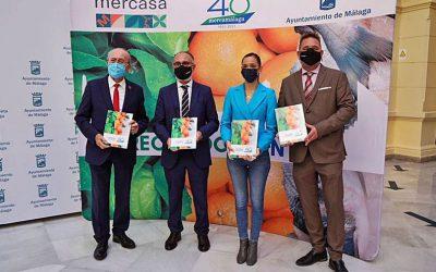 ACTO OFICIAL DEL 40 ANIVERSARIO DE MERCAMALAGA